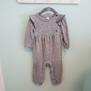 Baby Gap Softspun Ruffle Jumpsuit